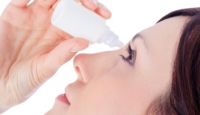 Những sai lầm khi sử dụng thuốc nhỏ mắt nhiều người thường gặp nhất - 1