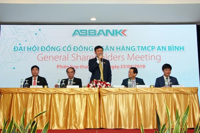 ABBANK đặt mục tiêu lợi nhuận trước thuế 1.220 tỷ đồng năm 2019 - 1