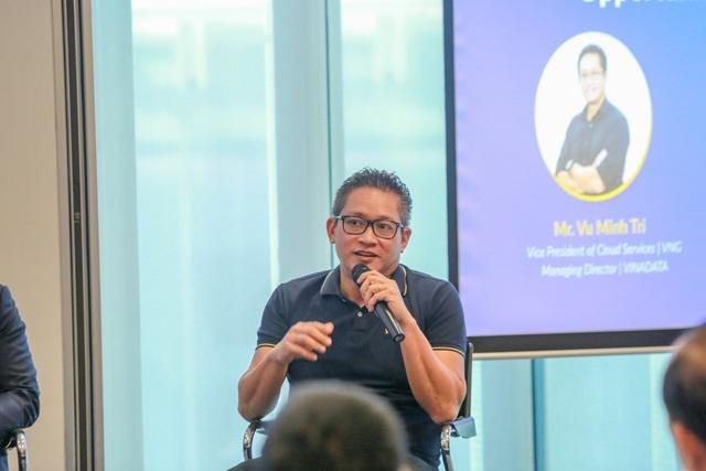 """VINADATA CEO Vũ Minh Trí: """"Ngành điện toán đám mây có cơ hội tận dụng đến 60% GDP của Việt Nam"""" - 3"""