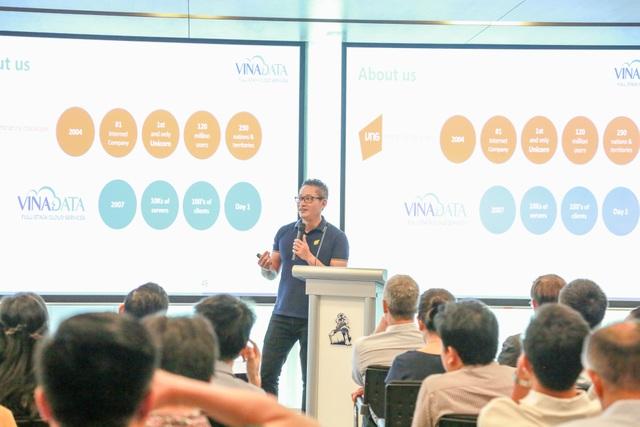 """VINADATA CEO Vũ Minh Trí: """"Ngành điện toán đám mây có cơ hội tận dụng đến 60% GDP của Việt Nam"""" - 2"""