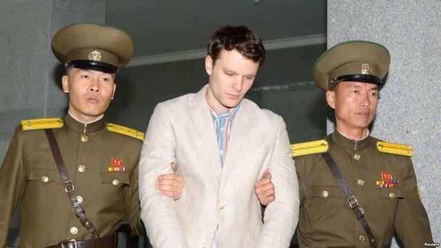 Ông Trump không trả Triều Tiên 2 triệu USD viện phí cho sinh viên bị bắt - 1
