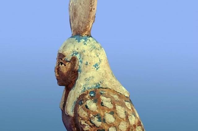 Phát hiện lăng mộ đầy xác ướp ở thành phố Aswan, Ai Cập - 2