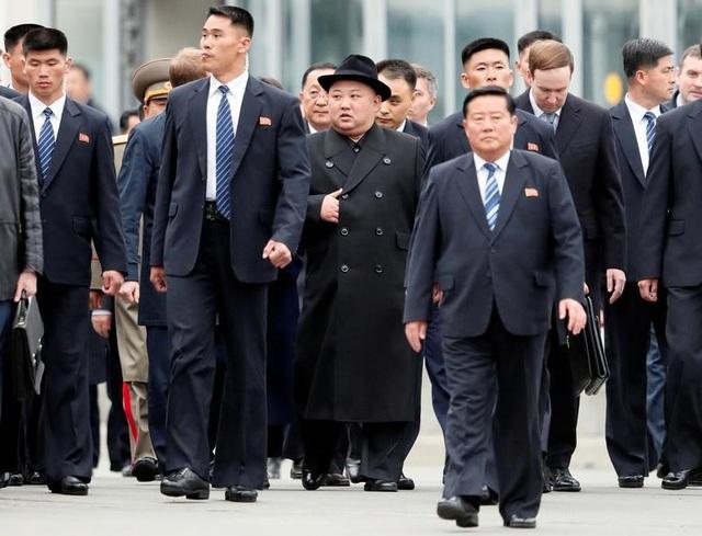 Những hình ảnh ấn tượng về chuyến thăm Nga lịch sử của ông Kim Jong-un - 3