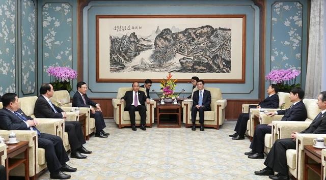 Thủ tướng muốn cùng Trung Quốc trao đổi kinh nghiệm về chống tham nhũng - 2