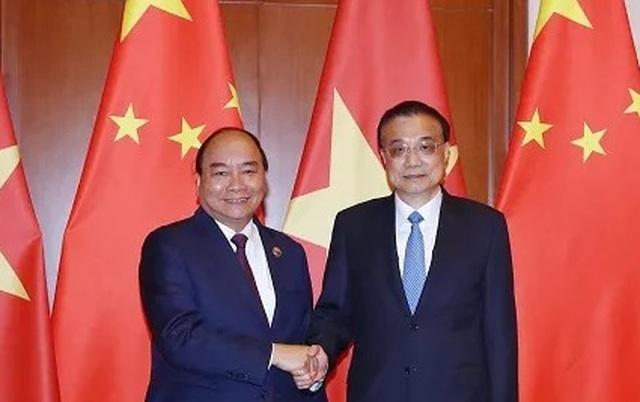 """Thủ tướng đề nghị Trung Quốc xử lý dự án """"đội"""" vốn, chậm tiến độ tại Việt Nam - 1"""