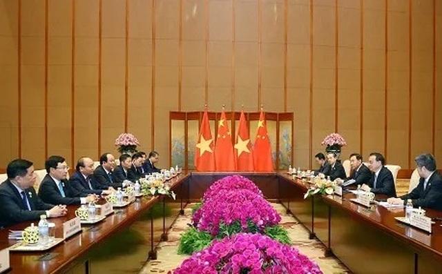 """Thủ tướng đề nghị Trung Quốc xử lý dự án """"đội"""" vốn, chậm tiến độ tại Việt Nam - 2"""