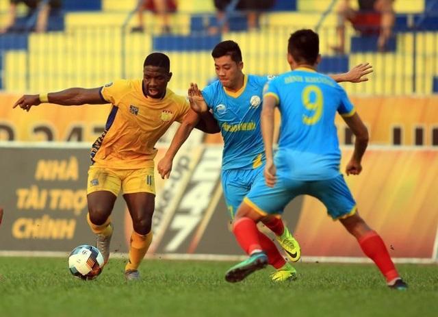HA Gia Lai và Thanh Hóa dùng liệu pháp tinh thần ở trận chung kết ngược - 2