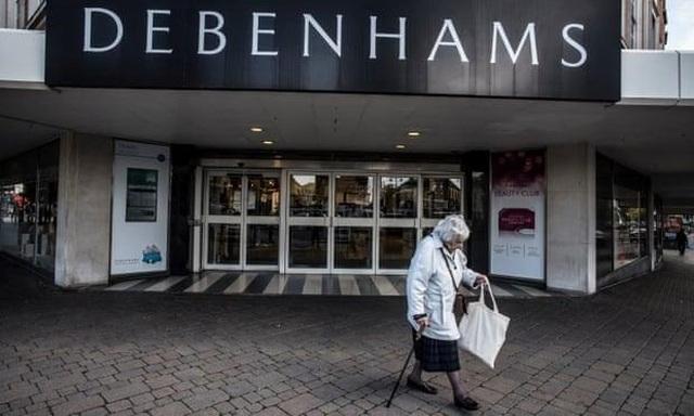 Chuỗi cửa hàng bách hóa bán lẻ lớn nhất Anh sa thải 1.200 nhân viên - 1
