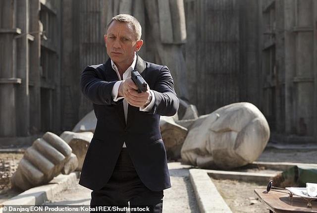 Daniel Craig muốn từ giã James Bond trong hào quang  - 3