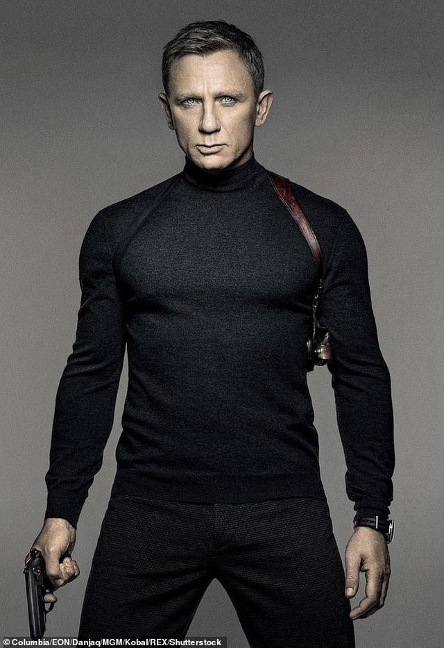Daniel Craig muốn từ giã James Bond trong hào quang  - 4