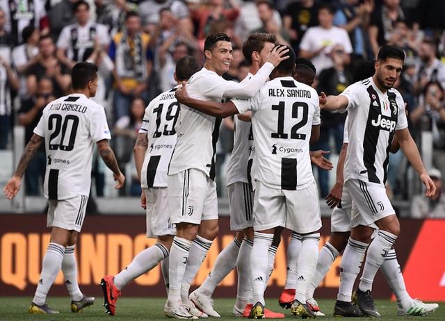 C.Ronaldo sẽ dồn sức cho cuộc đua Vua phá lưới Serie A? - 1