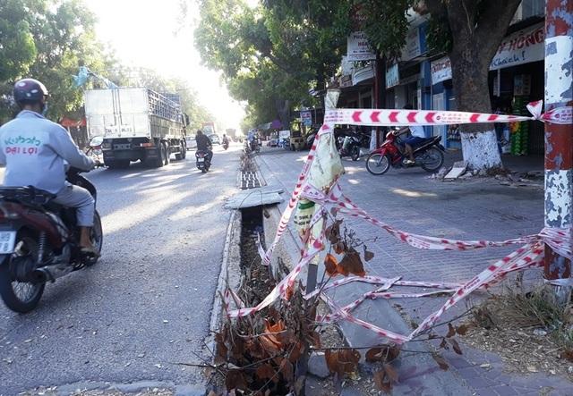 Bình Định: Dân chặn thi công vì đổ bê tông đường cao hơn nền nhà - 4