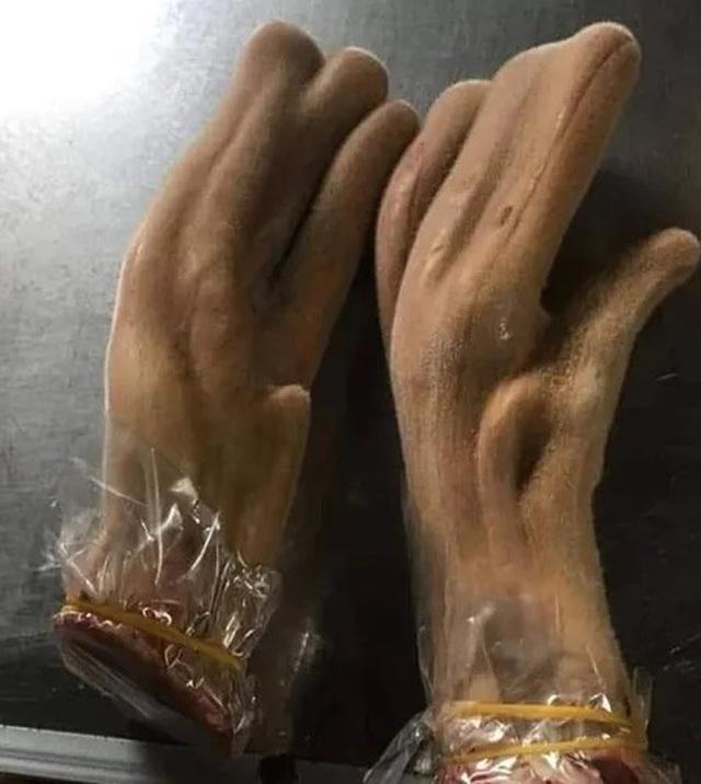 Kỳ lạ bê con 6 chân, cặp nhung hươu giống bàn tay người ở Hà Tĩnh - 1