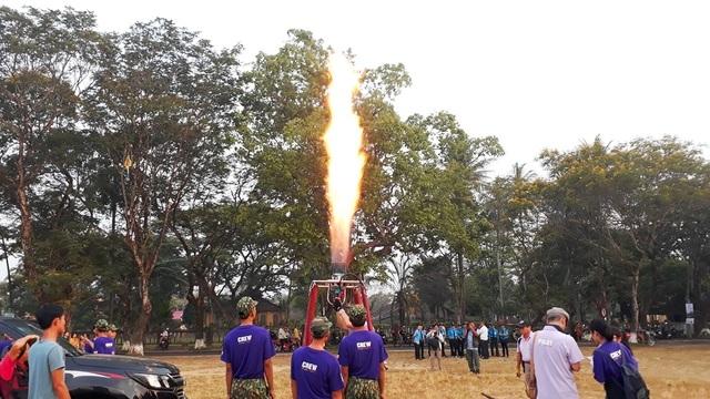 Hào hứng với lễ hội khinh khí cầu quốc tế - 3