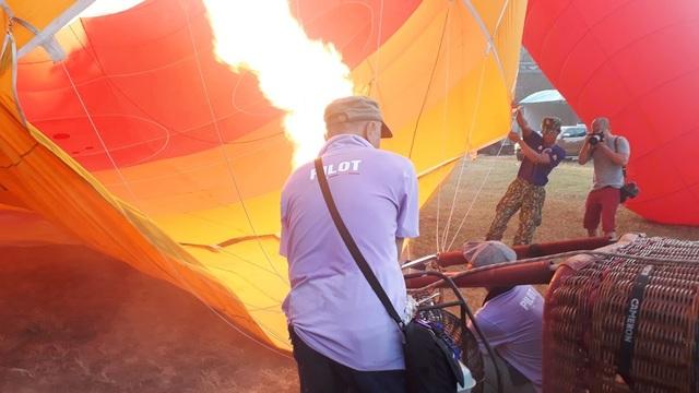 Hào hứng với lễ hội khinh khí cầu quốc tế - 4