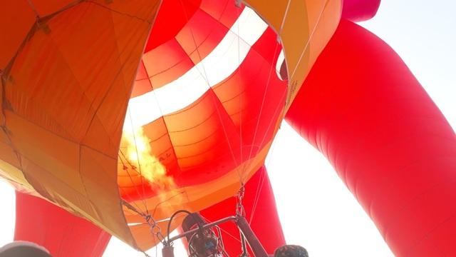 Hào hứng với lễ hội khinh khí cầu quốc tế - 5