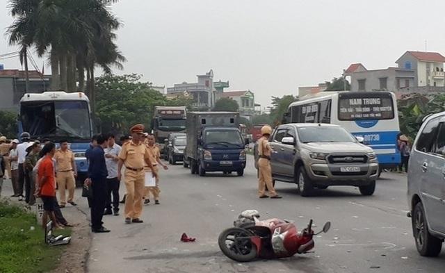 36 người chết vì tai nạn giao thông trong hai ngày nghỉ lễ - 1
