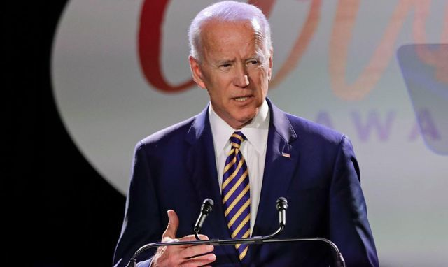 Ông Biden quyên bộn tiền sau tuyên bố tranh cử vì nước Mỹ đang bị đe dọa - 1