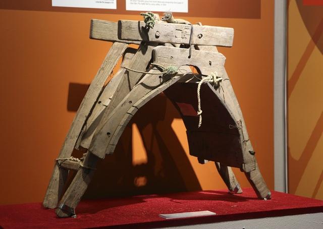 Hình ảnh, hiện vật đặc biệt của dân công hỏa tuyến trong chiến dịch Điện Biên Phủ - 12