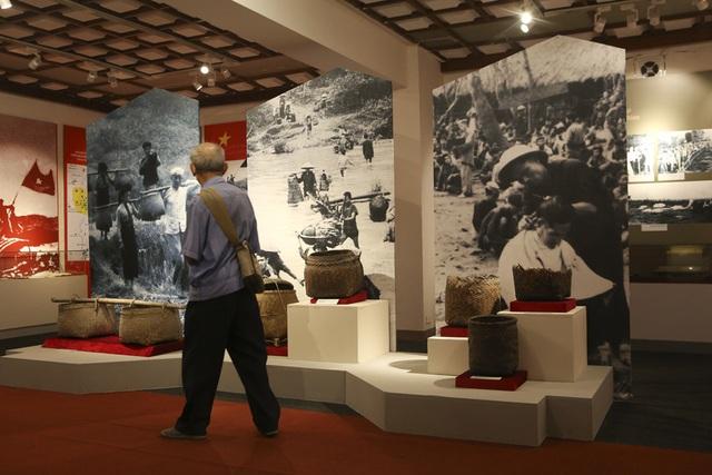 Hình ảnh, hiện vật đặc biệt của dân công hỏa tuyến trong chiến dịch Điện Biên Phủ - 15