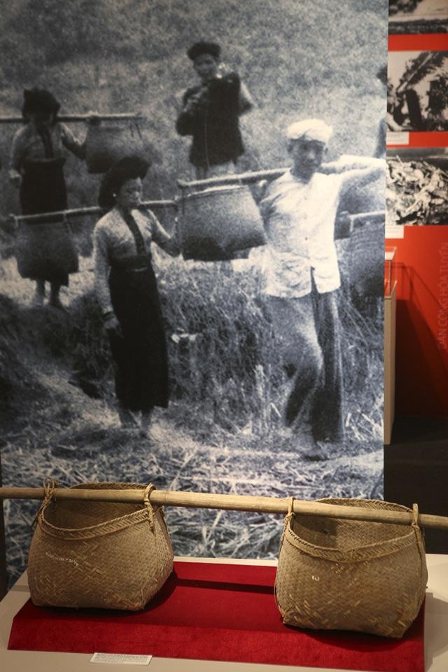 Hình ảnh, hiện vật đặc biệt của dân công hỏa tuyến trong chiến dịch Điện Biên Phủ - 7