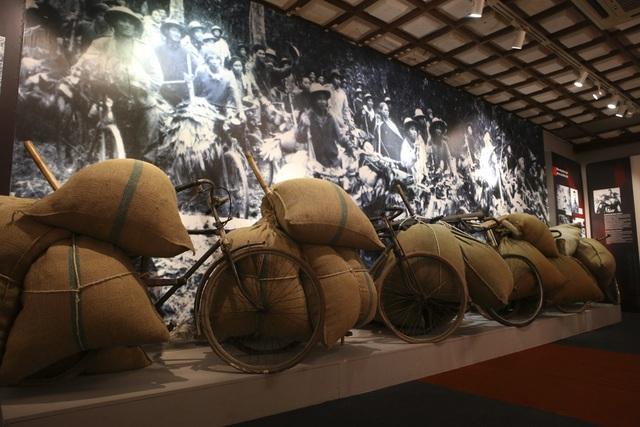 Hình ảnh, hiện vật đặc biệt của dân công hỏa tuyến trong chiến dịch Điện Biên Phủ - 10