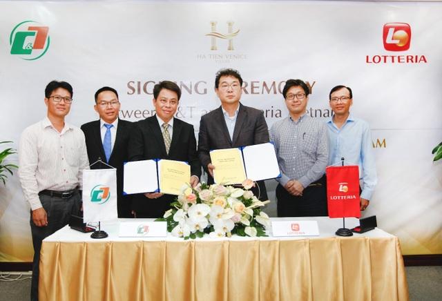 CT và Lotteria hợp tác triển khai chuỗi dịch vụ thương mại tại dự án Ha Tien Venice Villas - 1