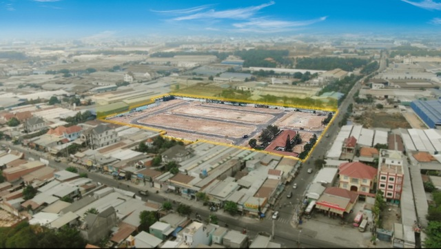 Horizon Homes TX.Thuận An - Tâm điểm phát triển của Thiên Minh Group - 1