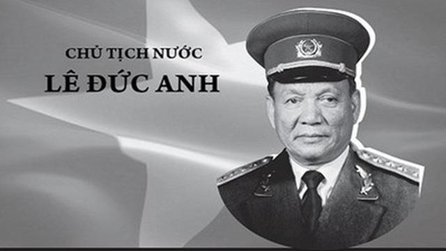 Tổng Bí thư Nguyễn Phú Trọng làm Trưởng ban Lễ tang Đại tướng Lê Đức Anh - 1