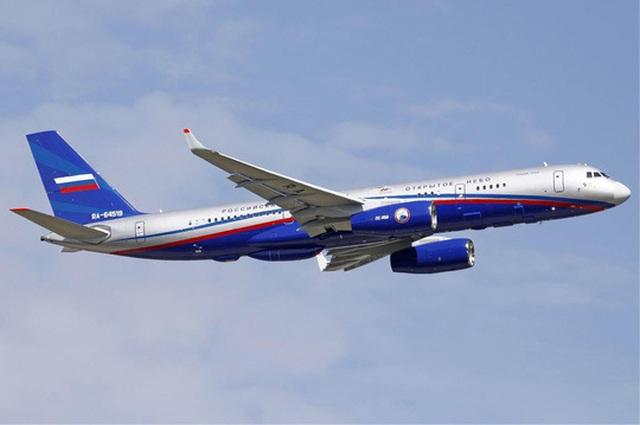 Máy bay trinh sát Nga lướt qua hai phòng thí nghiệm hạt nhân Mỹ - 1