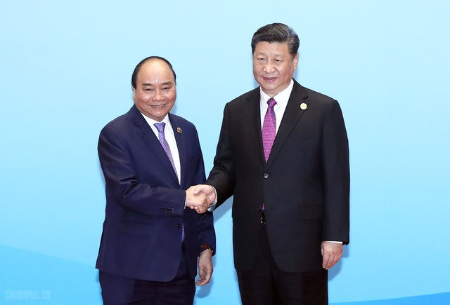Prime Minister Nguyen Xuan Phuc made an important point in Beijing - 1