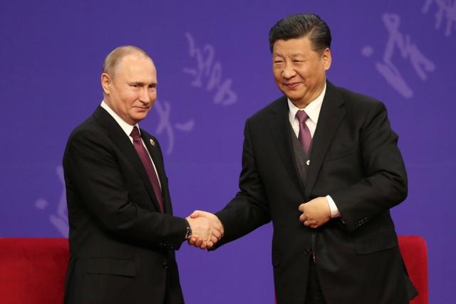 Món quà đặc biệt ông Tập Cận Bình tặng Tổng thống Putin - 1