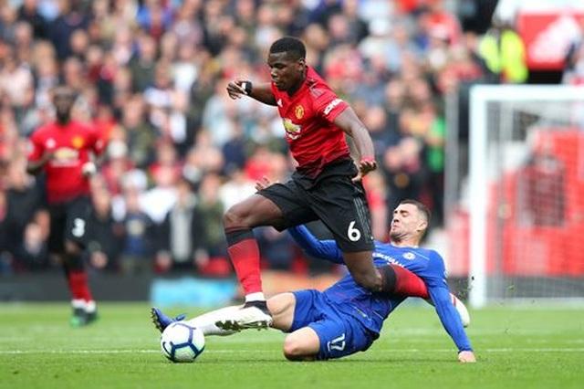 Man Utd 1-1 Chelsea: De Gea lại gây họa - 8