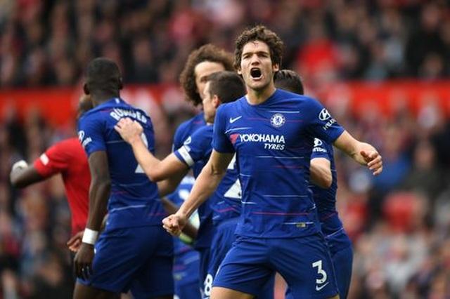 Man Utd 1-1 Chelsea: De Gea lại gây họa - 10