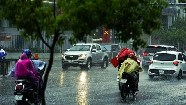 Sài Gòn bất ngờ đón trận mưa vàng trong ngày nghỉ lễ - 2