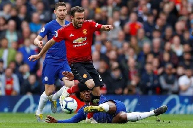 Man Utd 1-1 Chelsea: De Gea lại gây họa - 7