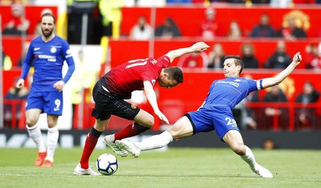 Man Utd 1-1 Chelsea: De Gea lại gây họa - 14