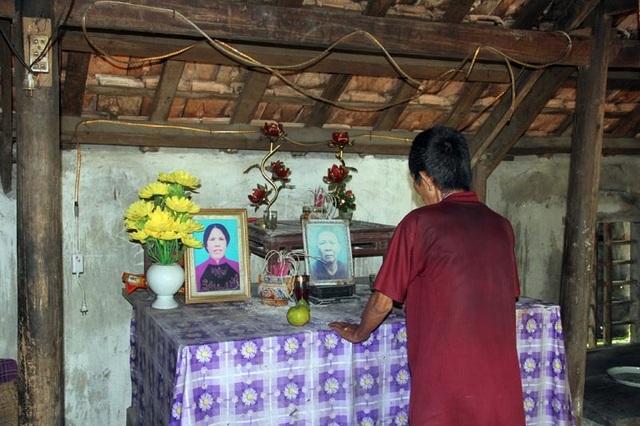 Bạn đọc Dân trí giúp đỡ người cựu binh Thành cổ Quảng Trị nuôi con ung thư 130 triệu đồng - 1