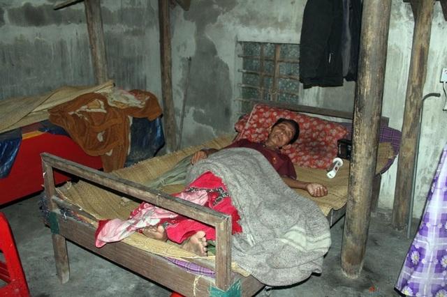 Bạn đọc Dân trí giúp đỡ người cựu binh Thành cổ Quảng Trị nuôi con ung thư 130 triệu đồng - 2