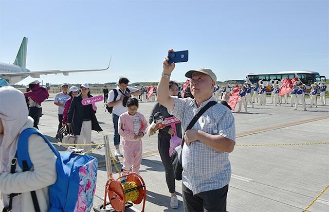 Bamboo Airways đưa những vị khách đầu tiên đến Nhật Bản - 5