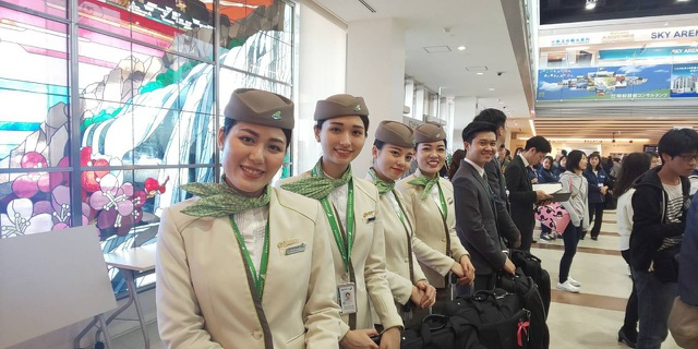 Bamboo Airways đưa những vị khách đầu tiên đến Nhật Bản - 6