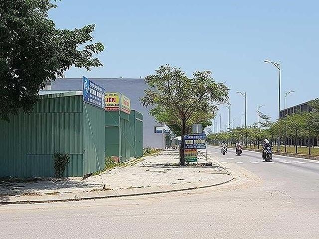Bất động sản Đà Nẵng hạ nhiệt sau cuộc tháo lui của cò đất - 1