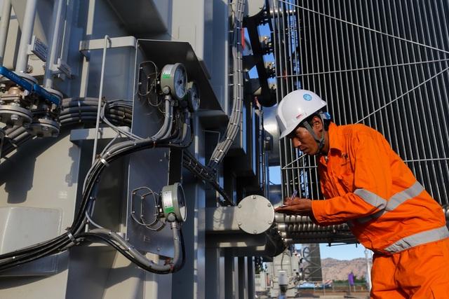 Cụm nhà máy điện mặt trời 330mwp lớn nhất Đông Nam Á chính thức hòa lưới điện quốc gia - 3
