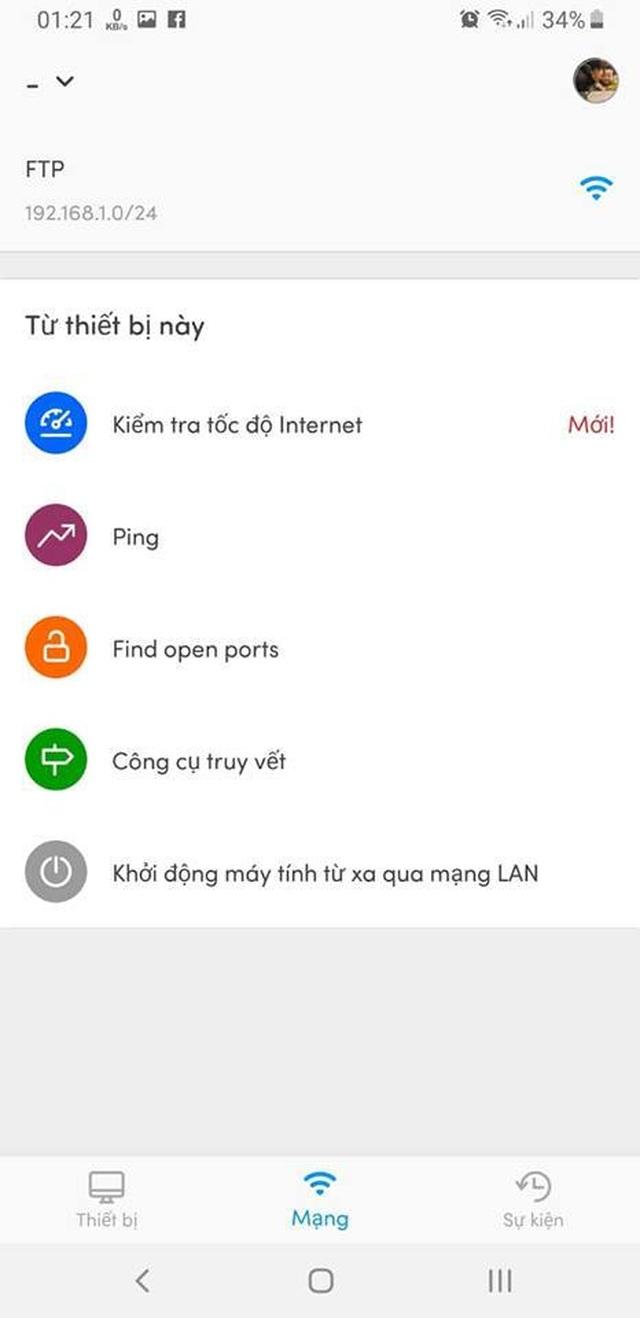 """Hướng dẫn cách kiểm tra mạng Wi-Fi có đang bị """"câu trộm"""" hay không - 3"""