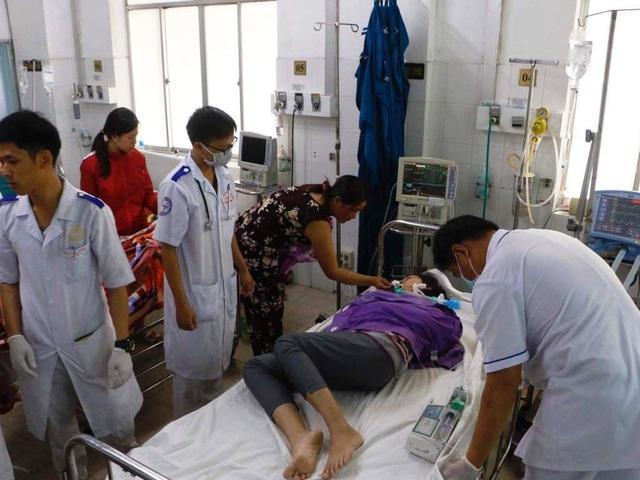 Vụ rò rỉ khí gas ở TP Cần Thơ… 02 công nhân ngộ độc nặng - 1