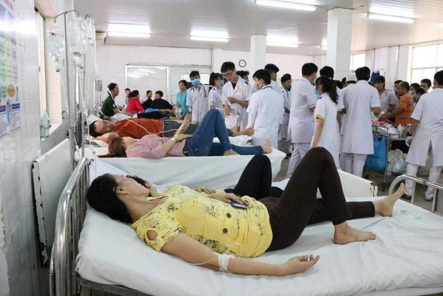 Vụ rò rỉ khí gas ở TP Cần Thơ… 02 công nhân ngộ độc nặng - 2