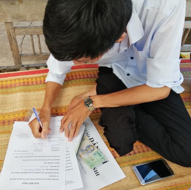 Bạn đọc Dân trí giúp thanh niên bị mục xương chân số tiền hơn 50 triệu đồng - 2