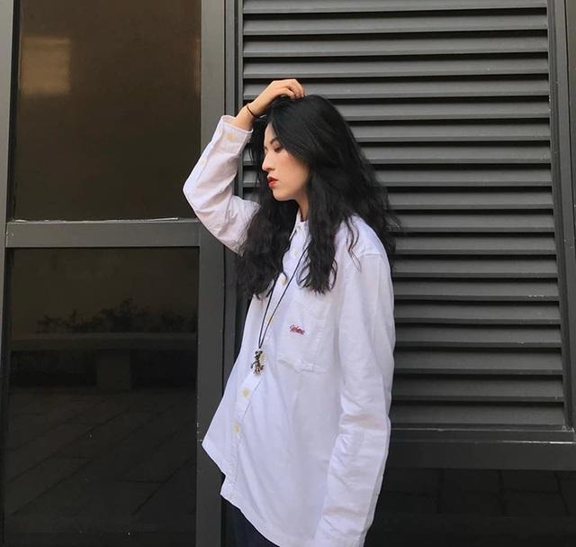 Nữ du học sinh Việt được dân mạng ví như đẹp như tranh vẽ - 5