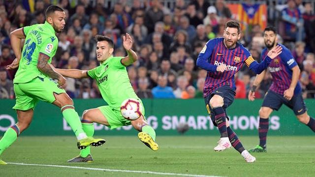 Sau 10 năm, Messi và C.Ronaldo mới cùng nhau đăng quang ngôi vô địch - 3