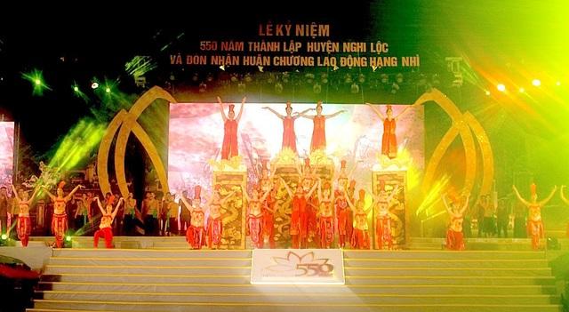 Phó Thủ tướng trao Huân chương Lao động hạng Nhì cho huyện Nghi Lộc - Nghệ An - 3